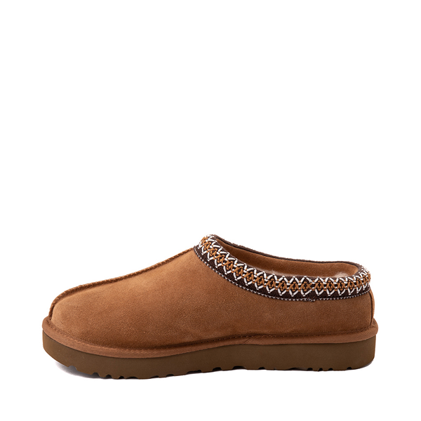 alternate view Womens UGG® Tasman Clog - ChestnutALT1