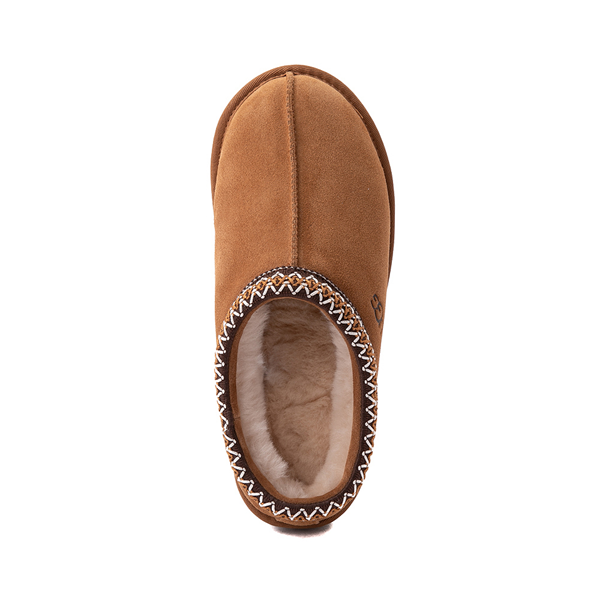 alternate view Womens UGG® Tasman Clog - ChestnutALT2