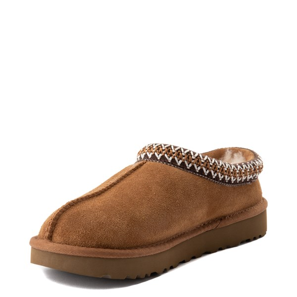 alternate view Womens UGG® Tasman Clog - ChestnutALT3