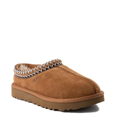 Alternate view of Womens UGG® Tasman Clog - Chestnut