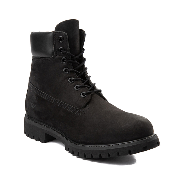 "alternate view Mens Timberland 6"" Classic Boot - BlackALT5"