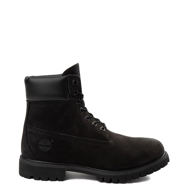 "Default view of Mens Timberland 6"" Classic Boot - Black"