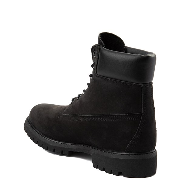 "alternate view Mens Timberland 6"" Classic Boot - BlackALT2"