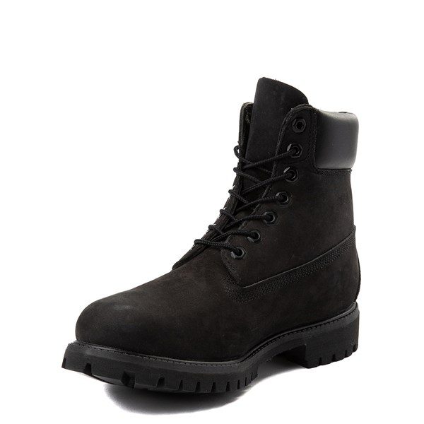 "alternate view Mens Timberland 6"" Classic Boot - BlackALT3"