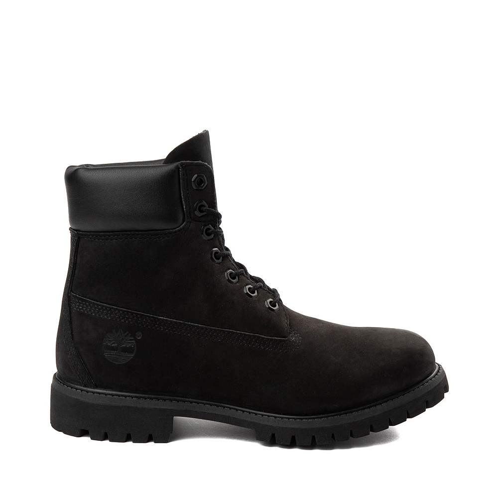 "Mens Timberland 6"" Classic Boot - Black"