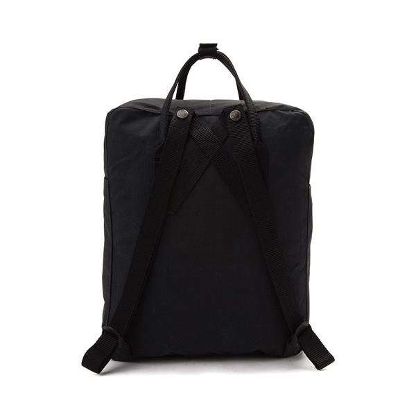 alternate view Fjallraven Kanken Backpack - BlackALT2