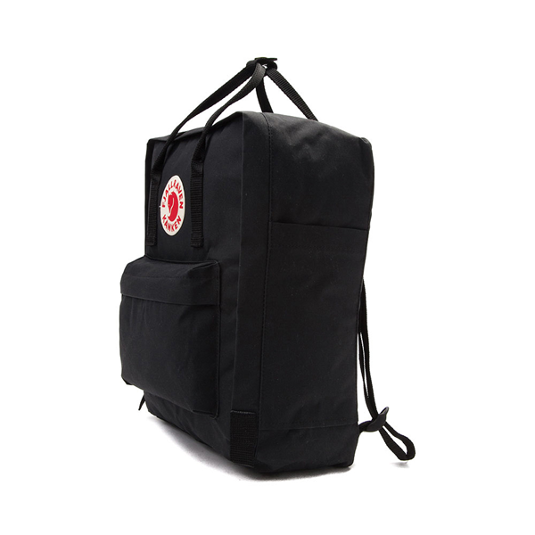alternate view Fjallraven Kanken Backpack - BlackALT4