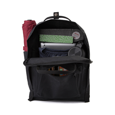 Alternate view of Fjallraven Kanken Backpack - Black