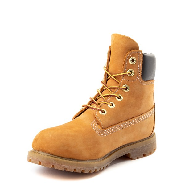 "alternate view Womens Timberland 6"" Premium Boot - WheatALT3"