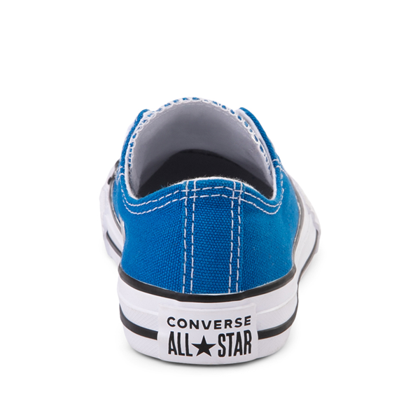 alternate view Converse Chuck Taylor All Star Lo Sneaker - Little Kid - Snorkel BlueALT4
