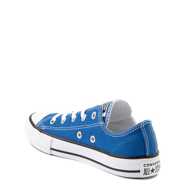 alternate view Converse Chuck Taylor All Star Lo Sneaker - Little Kid - Snorkel BlueALT2