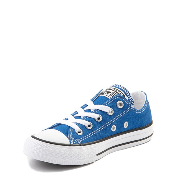alternate view Converse Chuck Taylor All Star Lo Sneaker - Little Kid - Snorkel BlueALT3