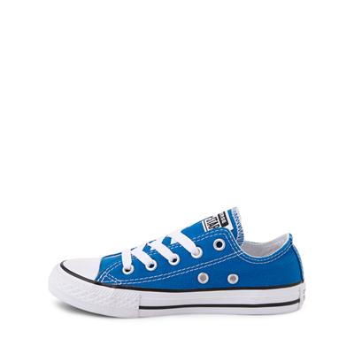 Alternate view of Converse Chuck Taylor All Star Lo Sneaker - Little Kid - Snorkel Blue