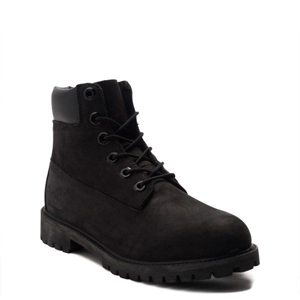 "alternate view Timberland 6"" Classic Boot - Big Kid - BlackALT1"