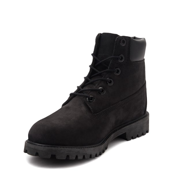 "alternate view Timberland 6"" Classic Boot - Big Kid - BlackALT3"