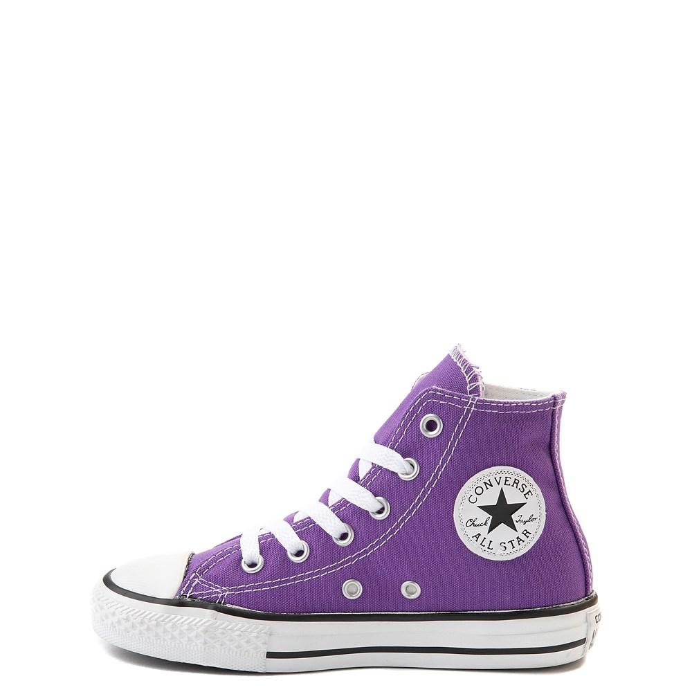 cd39fd5d50d767 Converse Chuck Taylor All Star Hi Sneaker - Little Kid