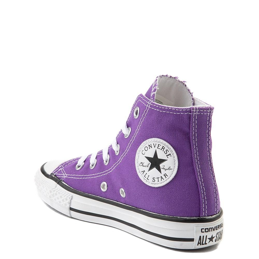 8a20babdb537 Converse Chuck Taylor All Star Hi Sneaker - Little Kid