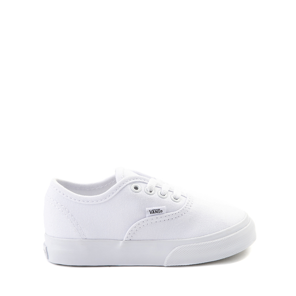 Vans Authentic Skate Shoe - Baby / Toddler - White