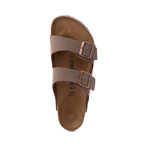 alternate view Mens Birkenstock Arizona Sandal - BrownALT2