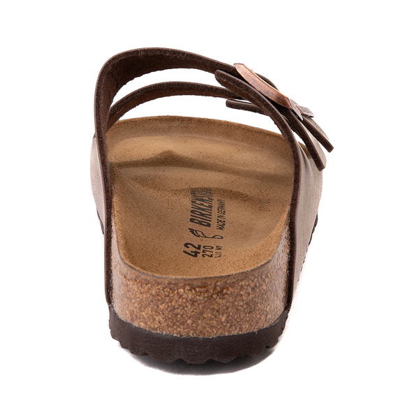 alternate view Mens Birkenstock Arizona Sandal - BrownALT4