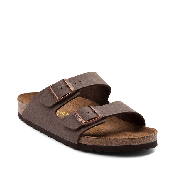 alternate view Mens Birkenstock Arizona Sandal - BrownALT5