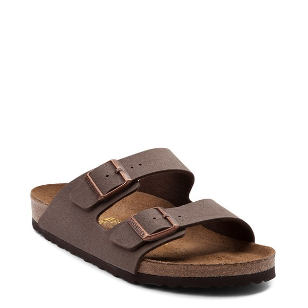 alternate view Mens Birkenstock Arizona Sandal - BrownALT1