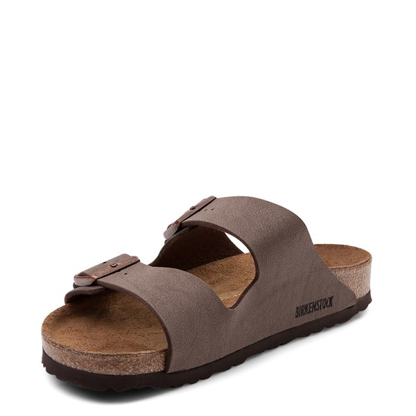 alternate view Mens Birkenstock Arizona Sandal - BrownALT3