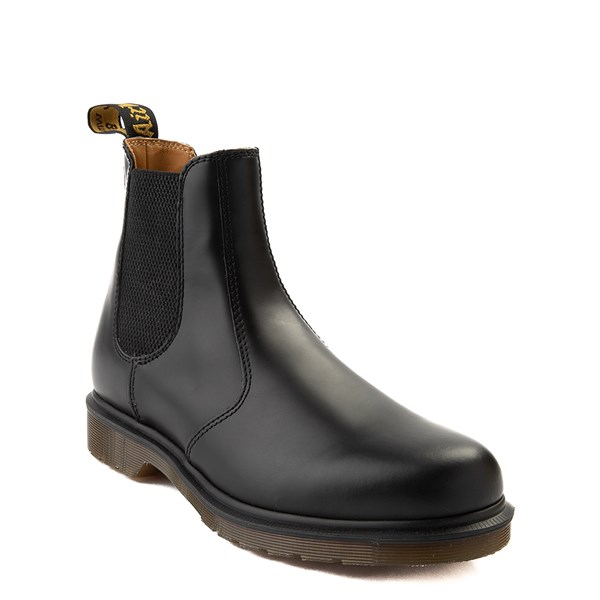 Alternate view of Dr. Martens 2976 Smooth Chelsea Boot - Black