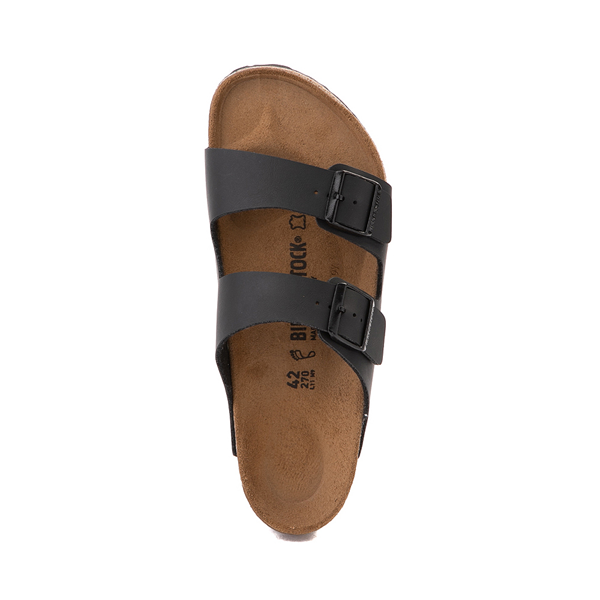 alternate view Mens Birkenstock Arizona Sandal - BlackALT2