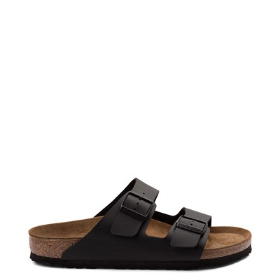 Main view of Mens Birkenstock Arizona Sandal - Black