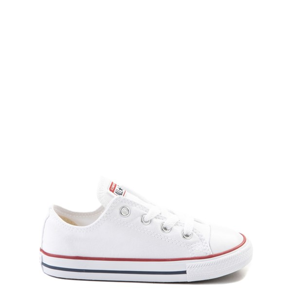 Main view of Converse Chuck Taylor All Star Lo Sneaker - Baby / Toddler - White