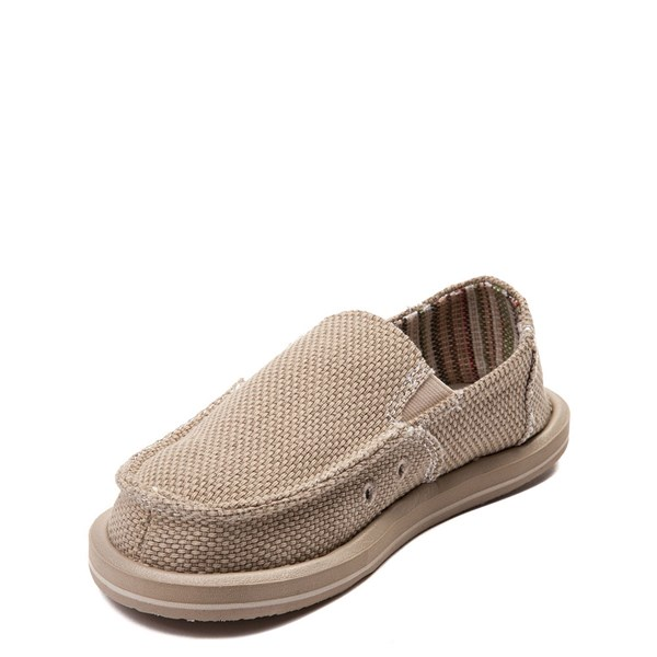 alternate view Sanuk Vagabond Casual Shoe - Little Kid / Big KidALT3