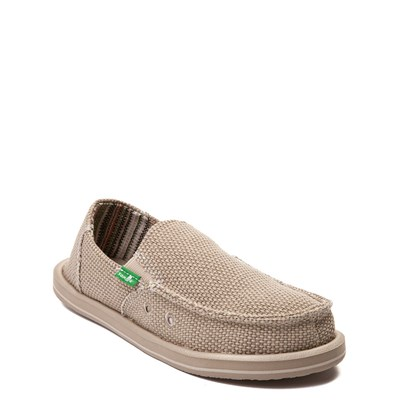 Alternate view of Sanuk Vagabond Casual Shoe - Little Kid / Big Kid - Khaki