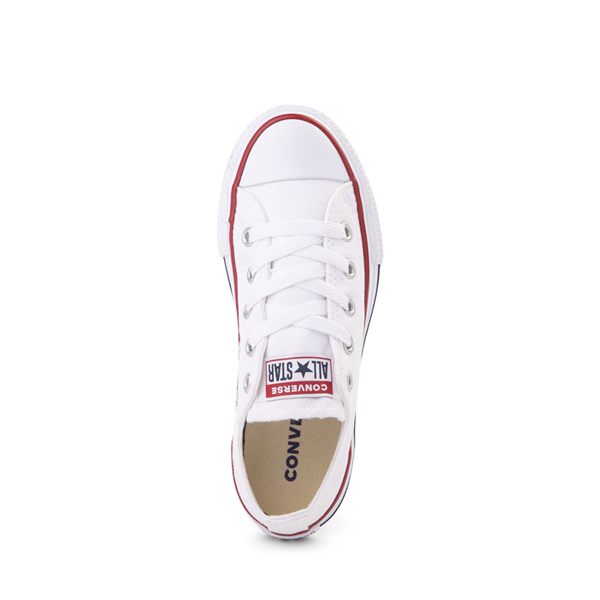 alternate view Converse Chuck Taylor All Star Lo Sneaker - Little Kid - WhiteALT2