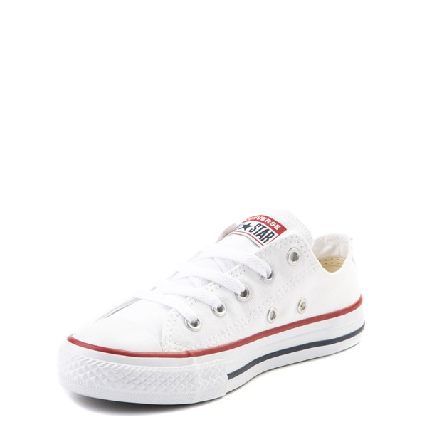 alternate view Converse Chuck Taylor All Star Lo Sneaker - Little Kid - WhiteALT3