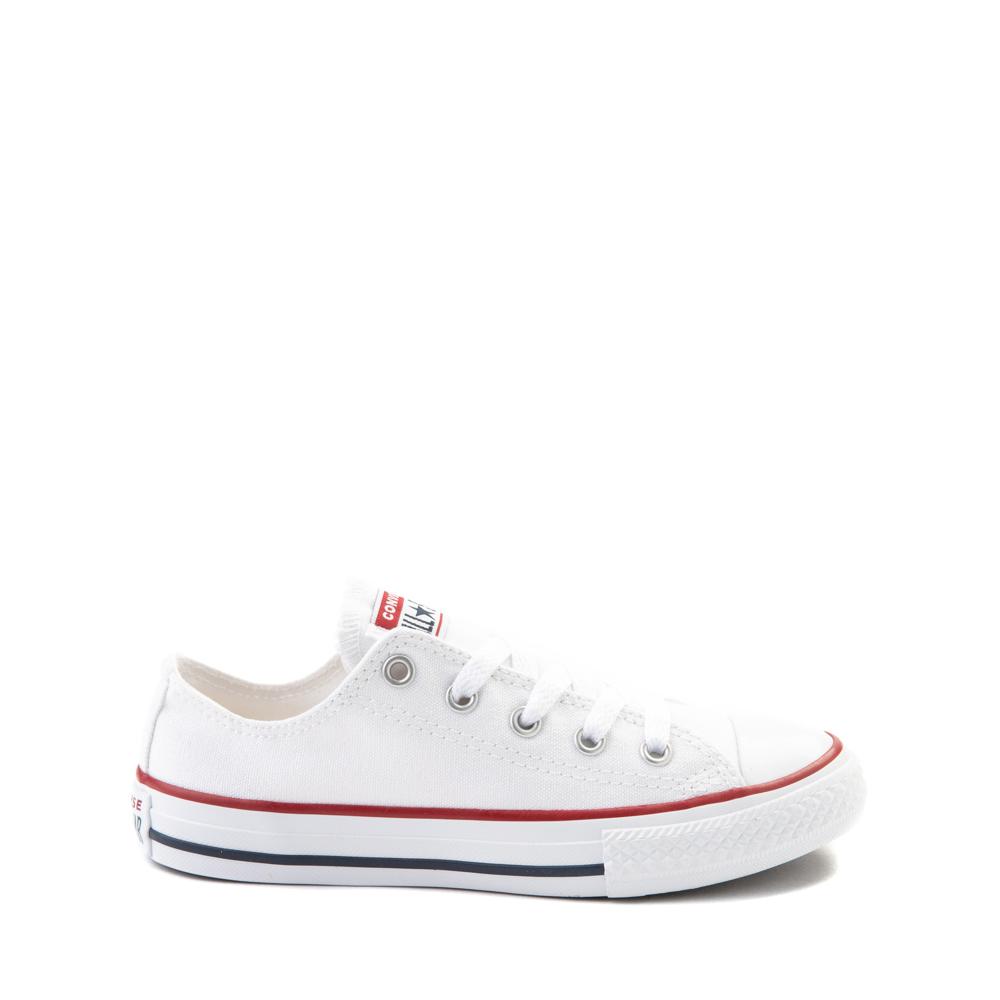 Converse Chuck Taylor All Star Lo Sneaker - Little Kid - White