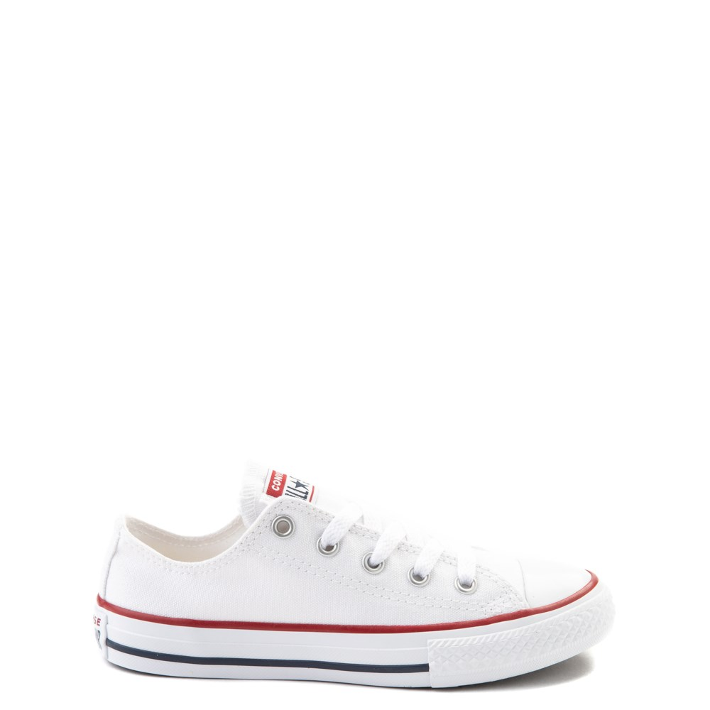 Converse Chuck Taylor All Star Lo Sneaker - Little Kid - White