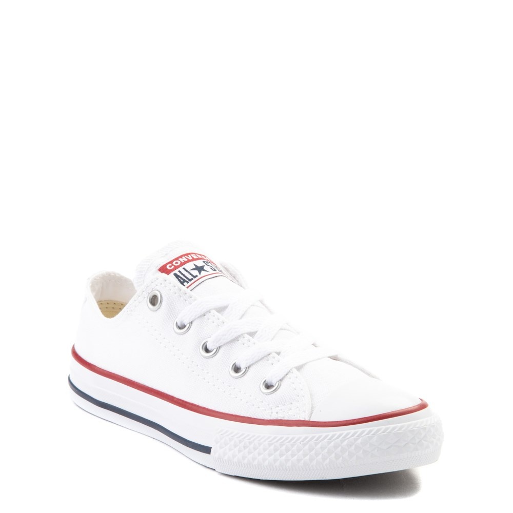 899020cdc alternate view Converse Chuck Taylor All Star Lo Sneaker - Little KidALT1