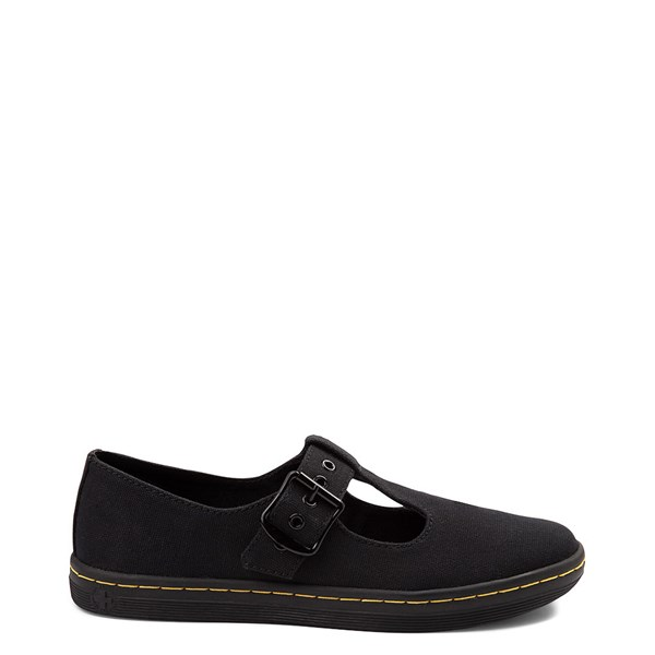 Default view of Womens Dr. Martens Woolwich T-Bar Casual Shoe