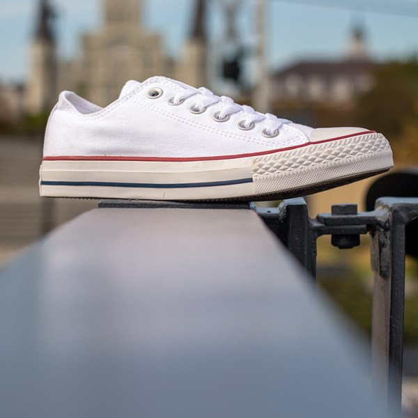 alternate view Converse Chuck Taylor All Star Lo Sneaker - WhiteALT1C