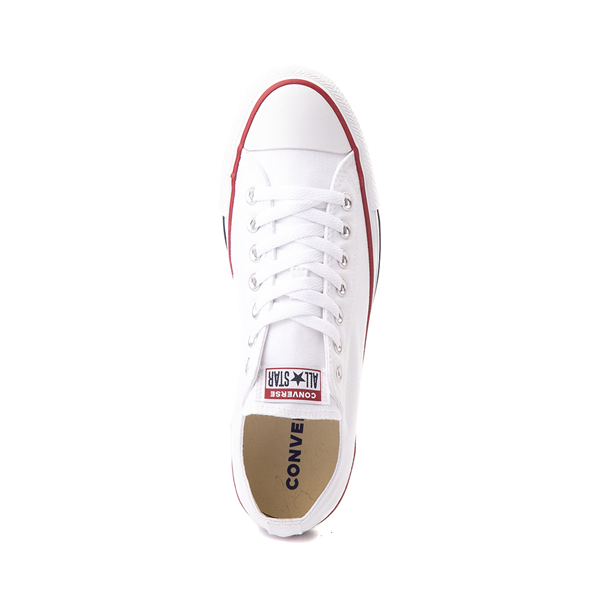 alternate view Converse Chuck Taylor All Star Lo Sneaker - WhiteALT2