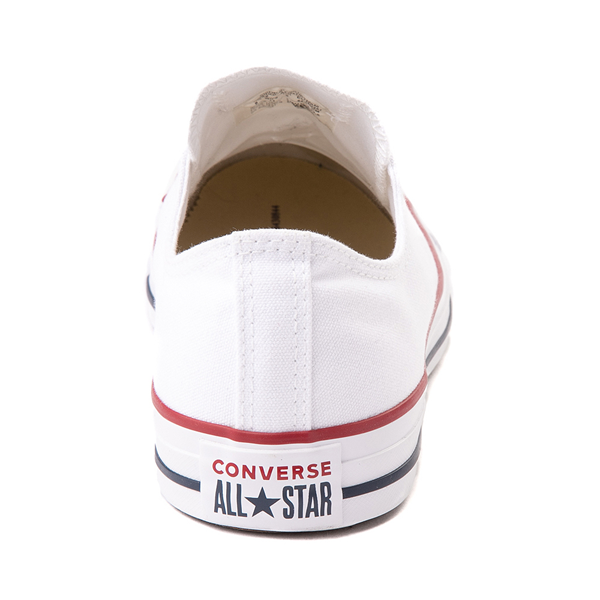 alternate view Converse Chuck Taylor All Star Lo Sneaker - WhiteALT4