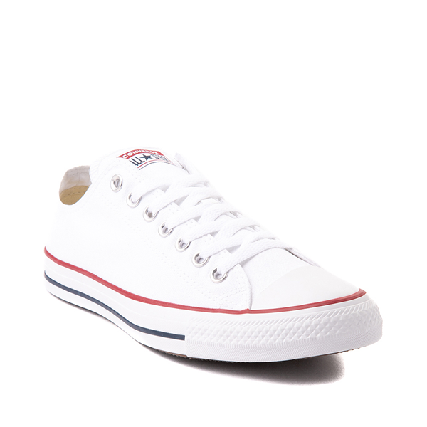 alternate view Converse Chuck Taylor All Star Lo Sneaker - WhiteALT5