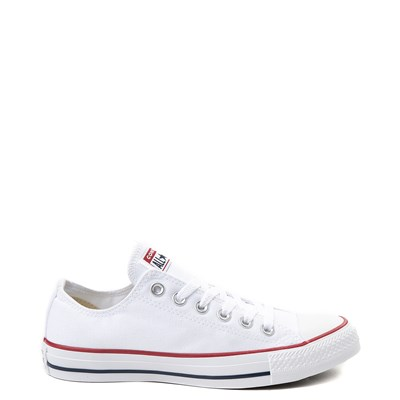 Main view of White Converse Chuck Taylor All Star Lo Sneaker