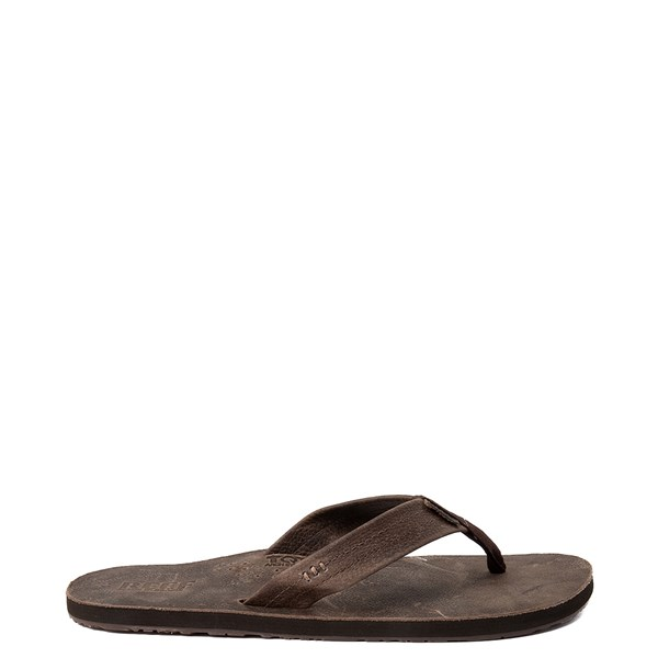 Mens Reef Draftsmen Sandal - Chocolate