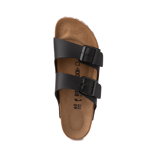 alternate view Womens Birkenstock Arizona Sandal - BlackALT2