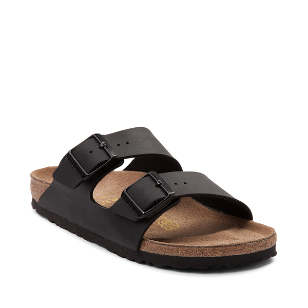 alternate view Womens Birkenstock Arizona Sandal - BlackALT5