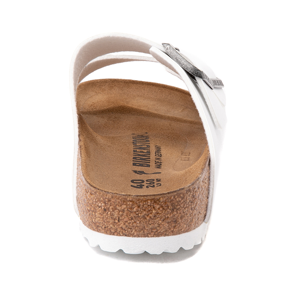 alternate view Womens Birkenstock Arizona Sandal - WhiteALT4