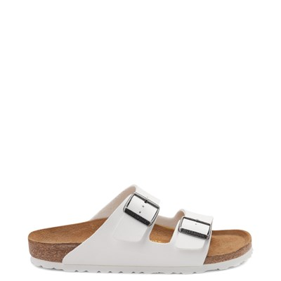 Main view of Womens Birkenstock Arizona Sandal - White
