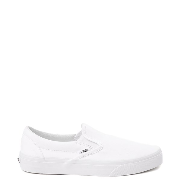 Default view of Vans Slip On Skate Shoe - White